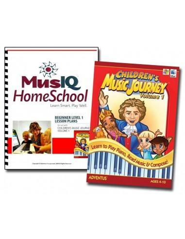 Children's Musical Journey Vol. 1 Set