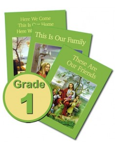 First Grade set of 3 Faith and Freedom Readers