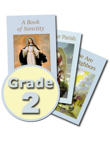 Second Grade set of 3 Faith and Freedom Readers