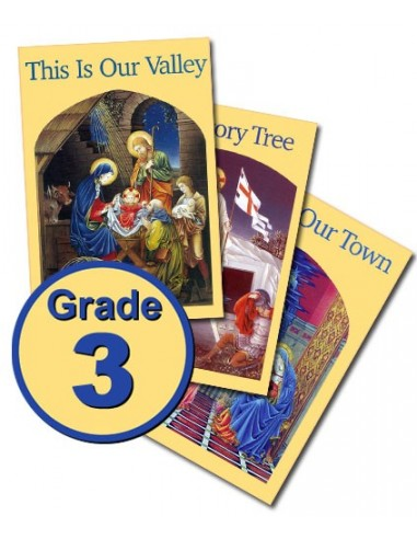 Third Grade set of 3 Faith and Freedom Readers