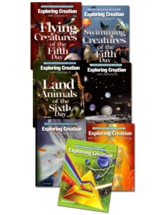 Exploring Creation: Young Explorers Seven Book Set