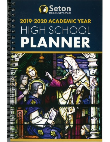 High School Planner 2019-2020