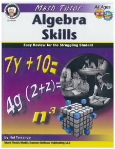 Math Tutor: Algebra Skills