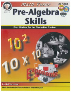 Math Tutor: Pre-Algebra Skills