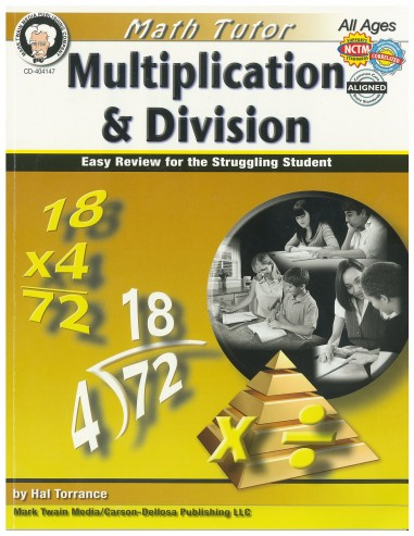 Math Tutor: Multiplcation & Division