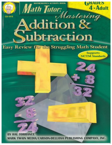 Math Tutor: Addition and Subtraction