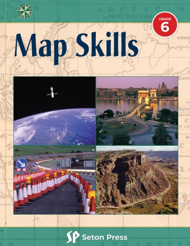 Map Skills for Today Grade 6- Cover