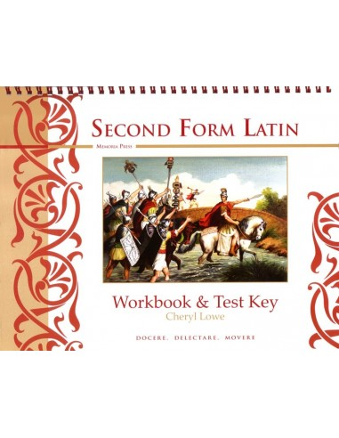 Second Form Latin Wkbk and test Key