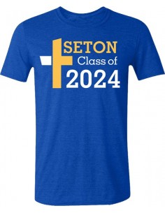 Seton Class of 2024 T-Shirt...