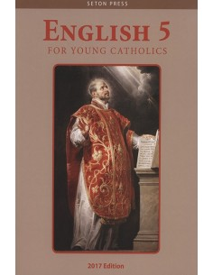 English 5 for Young Catholics (key in book)