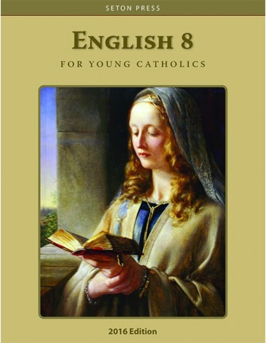 English 8 for Young Catholics (key in book)