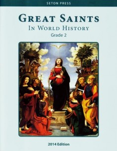 Great Saints in World History (key in book)