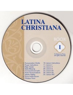 Latina Christiana I: Pronunciation CD