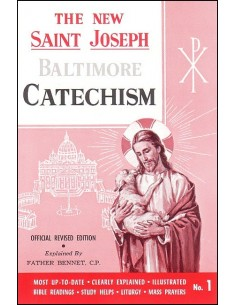 Baltimore Catechism No. 1 (Grades 4-5)