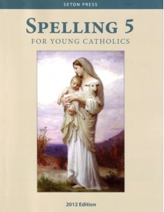 Spelling 5 for Young Catholics