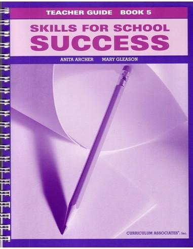 Skills for School Success Bk 5 Teacher Guide