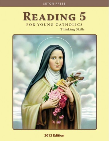 Reading 5 for Young Catholics Thinking Skills (key in book)