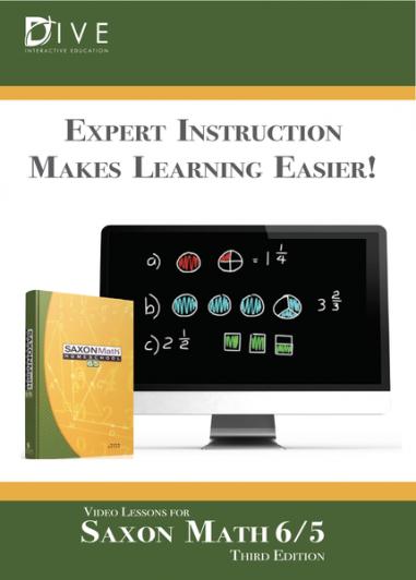 Math 65 3rd ed/Homeschool Dive Into...