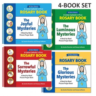 A Little Catholics First Rosary Book...