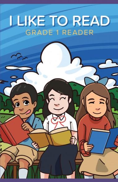 I Like to Read - Grade 1 Reader