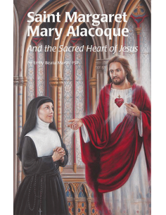 St. Margaret Mary Alacoque...
