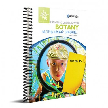 Notebooking Journal - Botany