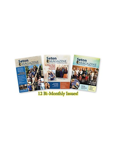 Seton Magazine 2 Year Subscription