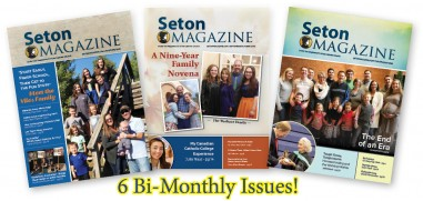 Seton Magazine 1 Year Subscription