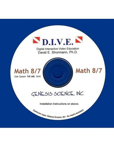 Math 87 (1st ed) Dive Into Math CD