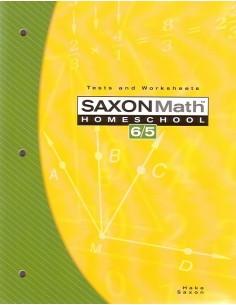 Saxon 65 (Homeschool