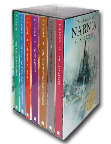 The Chronicles of Narnia Boxed Set Paperback