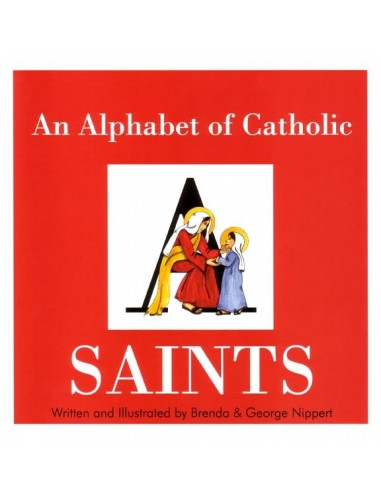 An Alphabet of Catholic Saints (book)