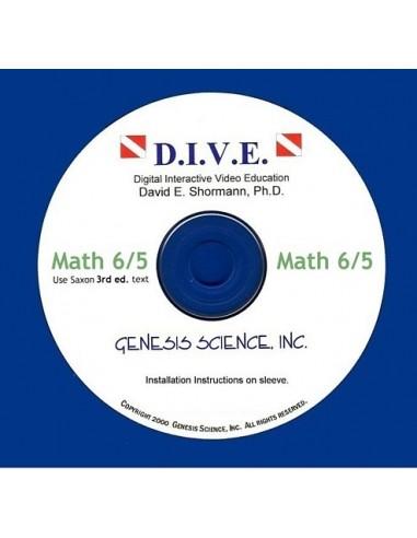 Math 65 3rd ed/Homeschool Dive Into Math CD