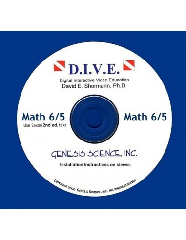 Math 65 (2nd ed) Dive Into Math CD