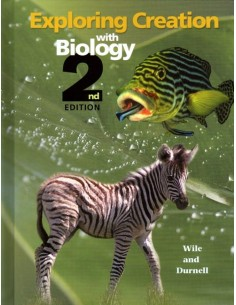 Exploring Creation with Biology Text Book