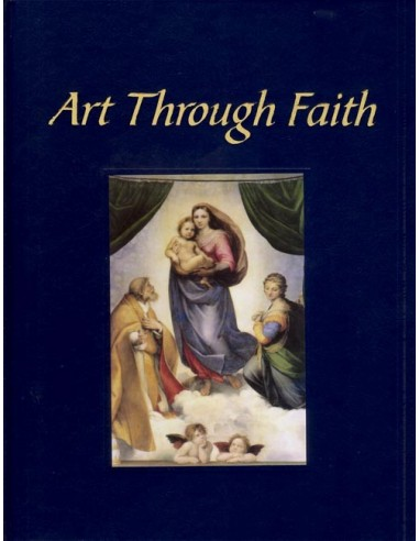 Art Through Faith Hardcover