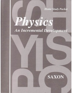 Saxon Physics (1st edition) Text & Test Key