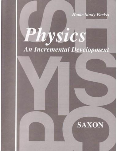 Saxon Physics (1st edition) Text & Test Key