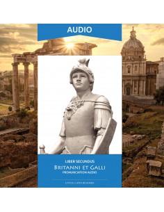 Little Latin Readers: Primer B - Audio