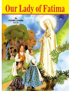 Our Lady of Fatima St. Joseph Picture Book
