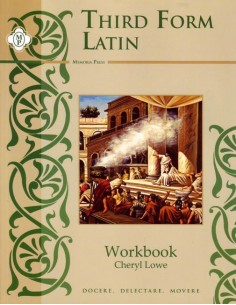 Third Form Latin Student Wkbk
