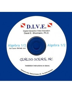 Algebra 1/2 (3rd ed) Dive Into Math CD