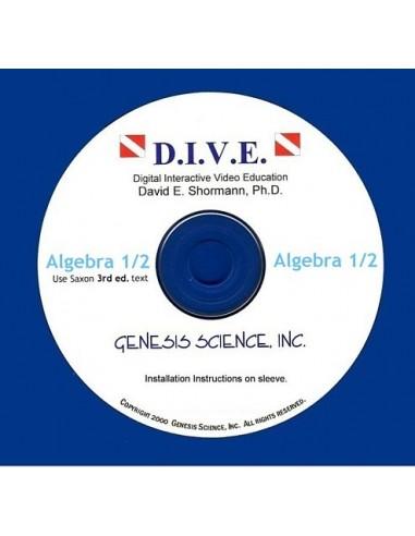 Algebra 1/2 (3rd ed) Dive Into Math CD