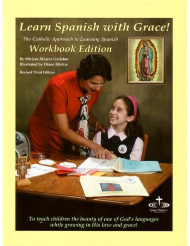 Learn Spanish with Grace Workbook