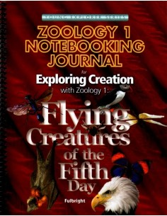 Notebooking Journal - Zoology 1