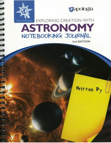 Notebooking Journal - Astronomy