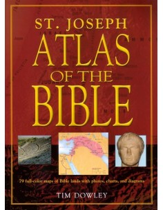 St. Joseph Atlas of the Bible
