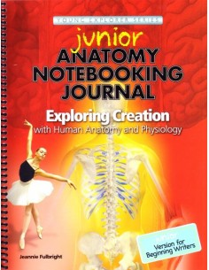 Human Anatomy Junior Notebooking Journal
