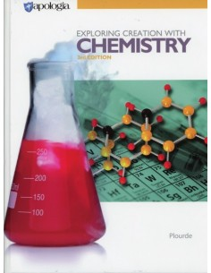 Exploring Creation with Chemistry Text Book (3rd Ed.)