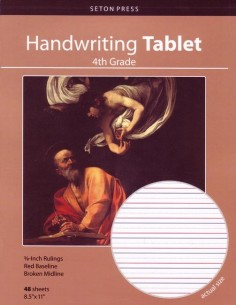 Seton Handwriting Tablet